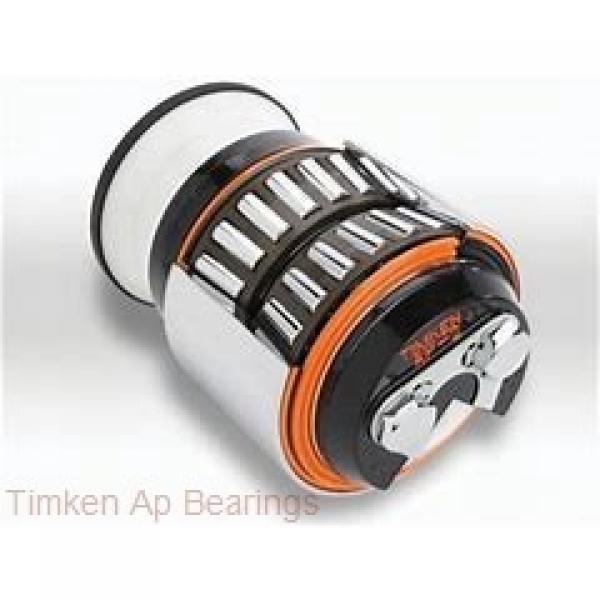 Axle end cap K95199 Backing ring K147766-90010        Timken AP Bearings Assembly #1 image